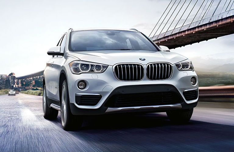 2016 BMW X1 Topeka KS front grille