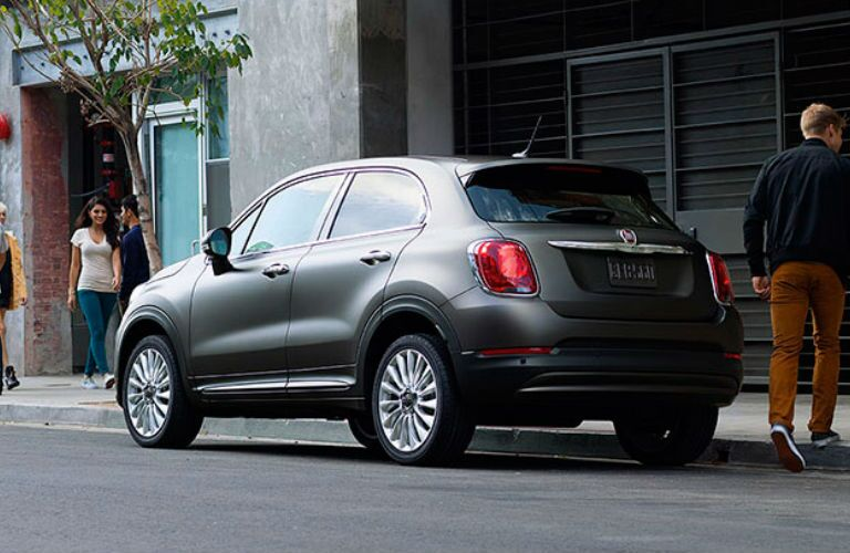 2016 Fiat 500X Pop vs 2016 Fiat 500X Trekking Plus
