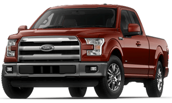 Ford F-150 Lease Deals in MA