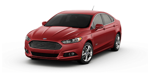 Ford Fusion Energy SE