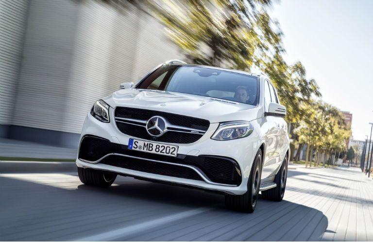 Mercedes-Benz GLE-Class SUV
