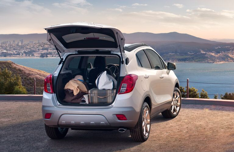 2016 Buick Encore Luxury and Performance