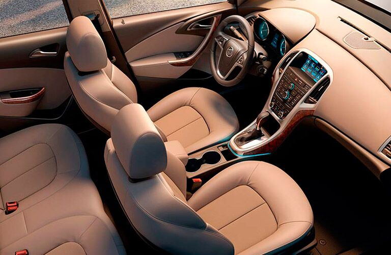 2016 Buick Verano Luxury Features and Options
