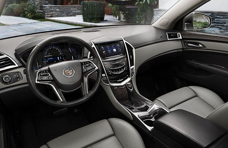 2015 Cadillac SRX Alexandria MN driver cockpit