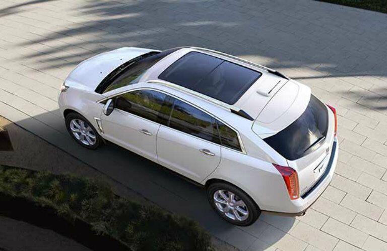 2015 Cadillac SRX Alexandria MN sun roof