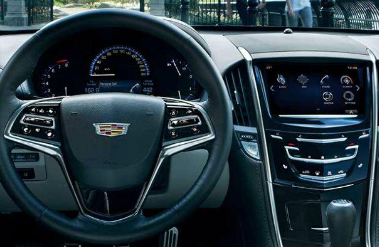 2015 Cadillac ATS Sedan Alexandria MN interior dash
