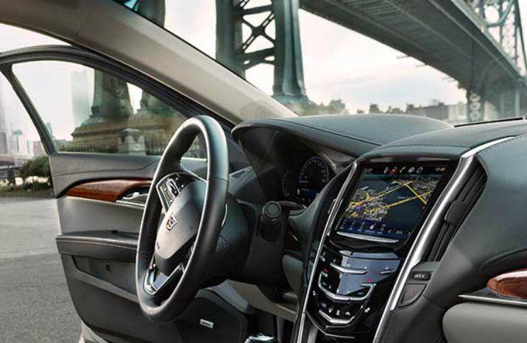 2015 Cadillac ATS Sedan Alexandria MN interior