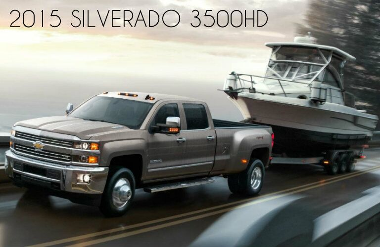 2015 Chevy Silverado Alexandria MN towing capacity