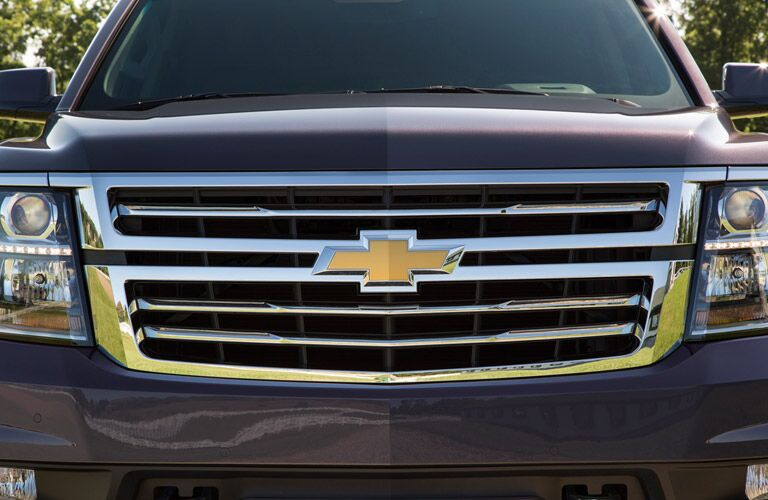 2016 Chevy Tahoe grille