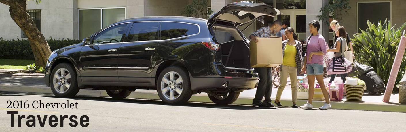 2016 Chevy Traverse Alexandria MN
