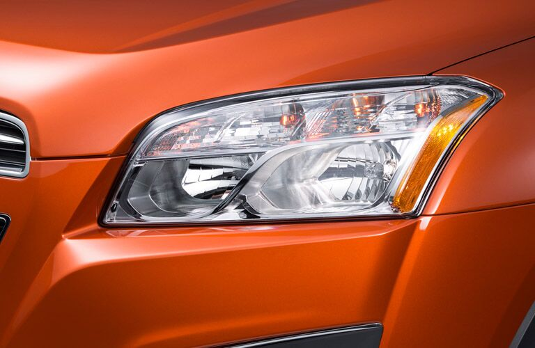 2016 Chevy Trax headlight
