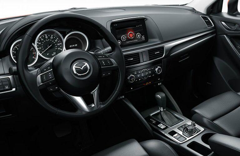2016 Mazda CX-5 Alexandria MN interior