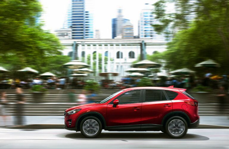 2016 Mazda Cx 5 Vs 2016 Ford Escape
