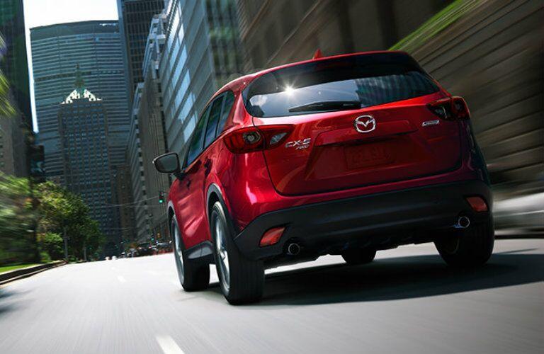 2016 Mazda CX-5 Alexandria MN rear