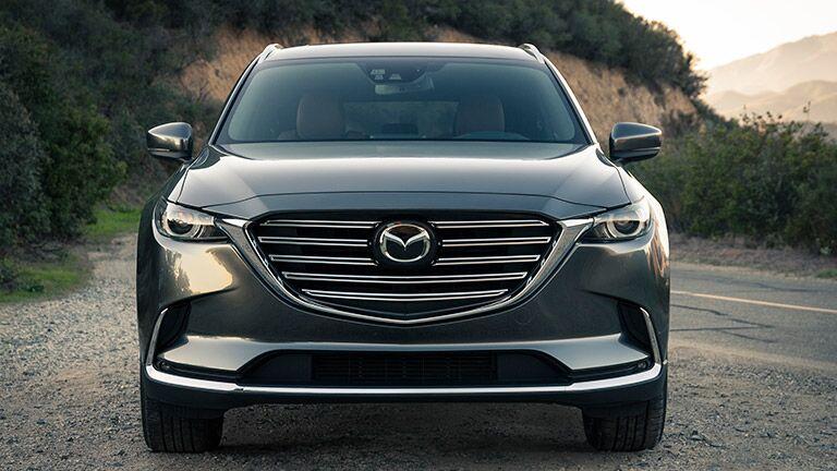 2016 Mazda CX-9 grille