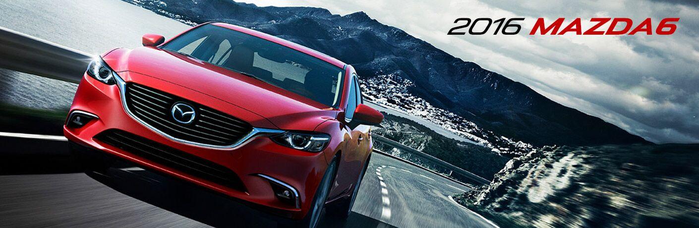2016 Mazda Mazda6 Alexandria MN