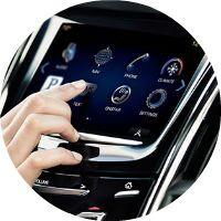 2016 Cadillac SRX CUE system and wi-fi