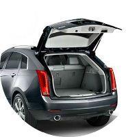 Special cabin features 2016 Cadillac SRX