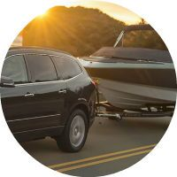 2016 Chevy Traverse Minnesota tow capacity