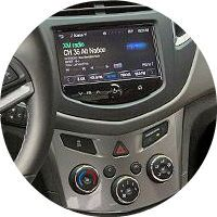 2016 Chevy Trax MyLink and Wi-Fi