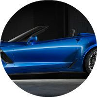 2016 Chevy Corvette convertible