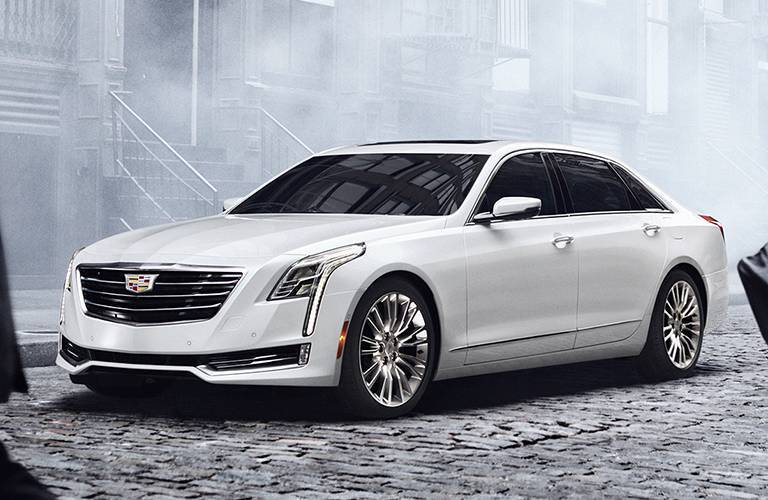 2016 Cadillac CT6 is the first ever of its kind