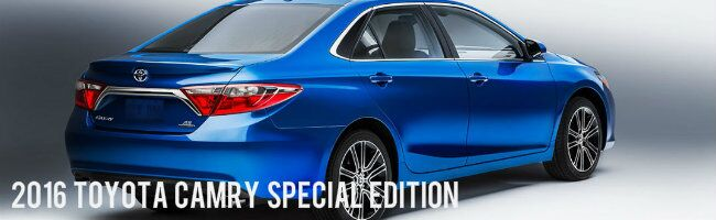 You May Also Like the 2016 Toyota Camry