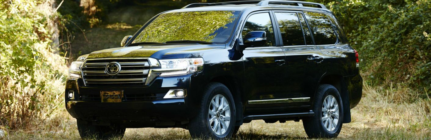 2016 Toyota Land Cruiser Fort Smith AR at J. Pauley Toyota