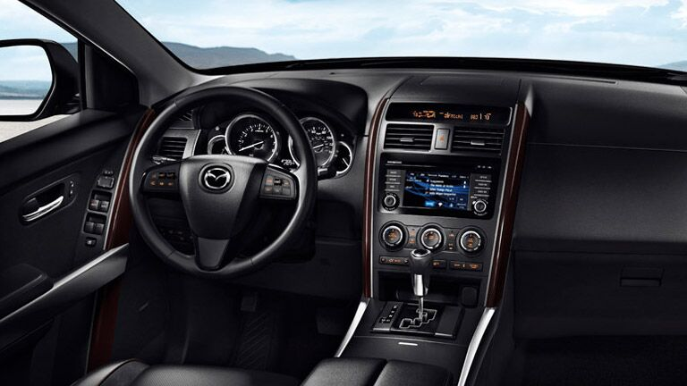 Mazda CX-9 mpg price features specs