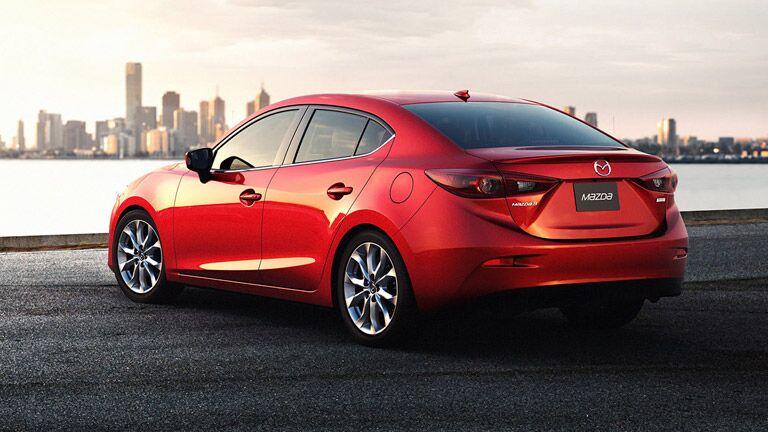 2015 Mazda 3 vs 2015 Ford Focus