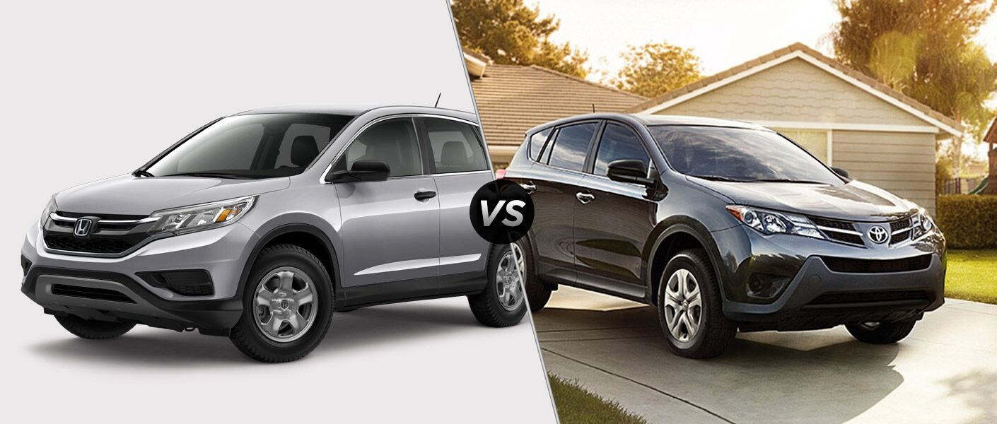 Rav 4 2015 vs crv 2015 autos post for Honda rav 4