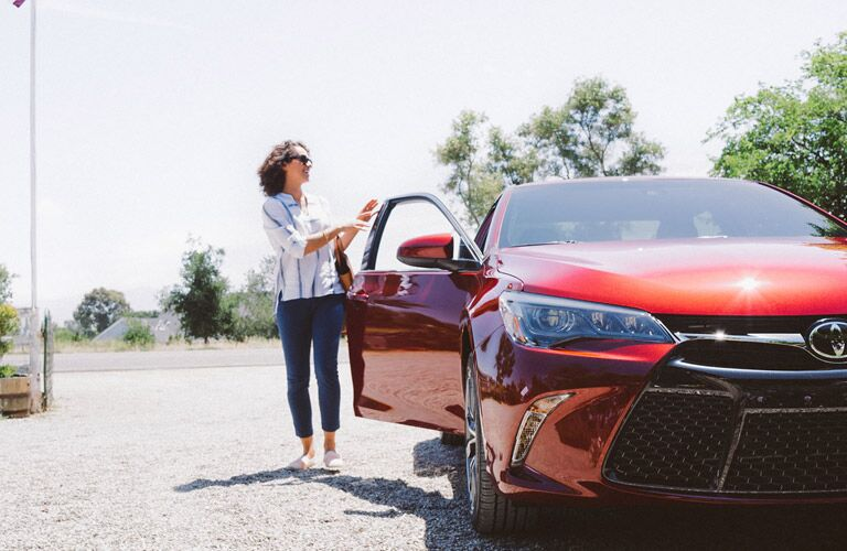 2015 Toyota Camry Summer Lafayette IN