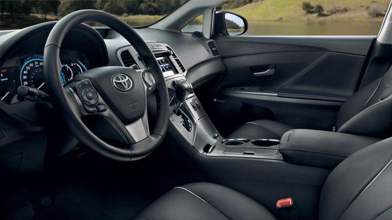 2015 Toyota Venza controls