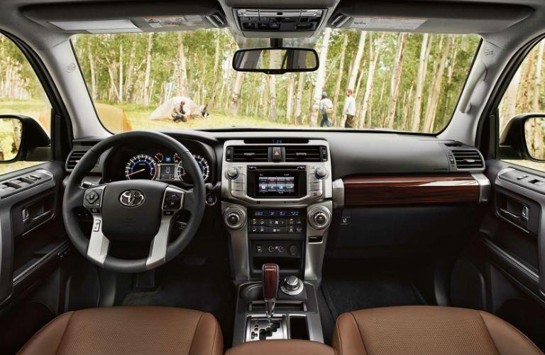 2015 Toyota 4Runner interior