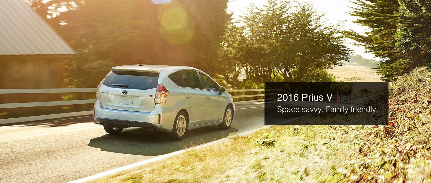 2016 Toyota Prius v in Kokomo, IN