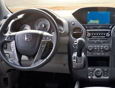2014 Honda Pilot is generously equipped for today's journey