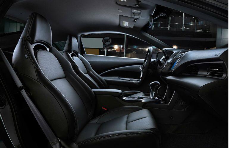 2016 Honda CR-Z interior