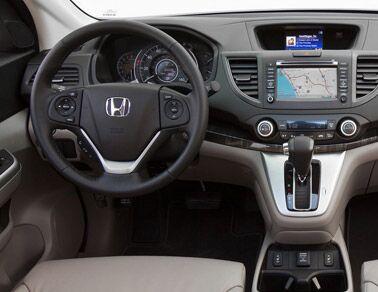 2014 Honda CR-V class leading features