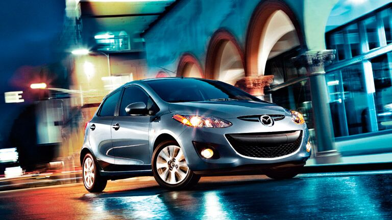 2013 Mazda2 VS 2013 Ford Fiesta
