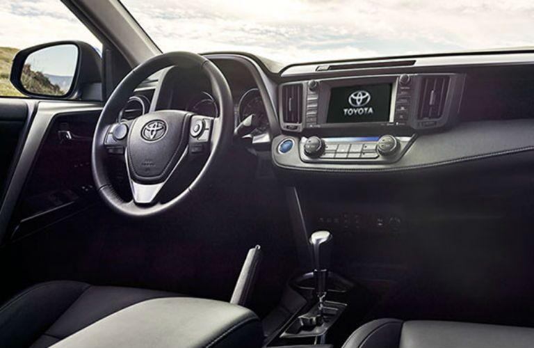 2016 Toyota RAV4 interior Truro Toyota Truro NS
