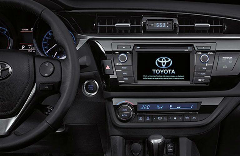 2016 Toyota Corolla interior Truro Toyota Truro NS