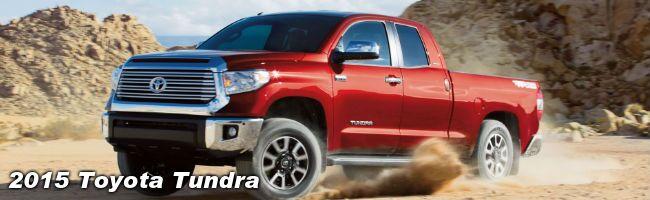 2015 Toyota Tundra Model information Truro Toyota Truro Nova Scotia
