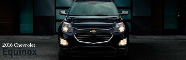 2016 Chevy Equinox Colorado Springs CO