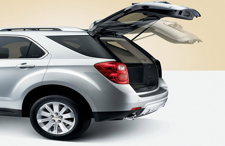 2016 chevy equinox with remote open rear hatch