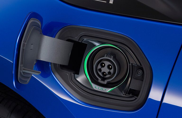 What kind of outlet do I need to charge the 2016 chevy volt