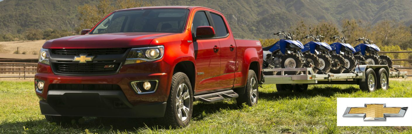 2016 Chevy Colorado Colorado Springs CO