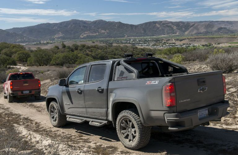 2016 chevy colorado suspension kit
