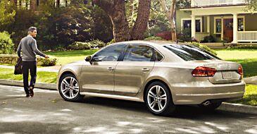 Extended Coverage on Certified Volkswagen in Wakefield