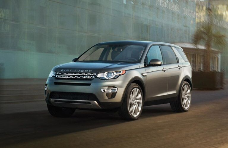 Purchase your next car at Land Rover San Antonio