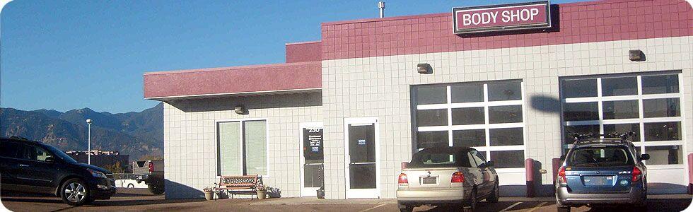Al Serra VW Collision Center Colorado Springs CO